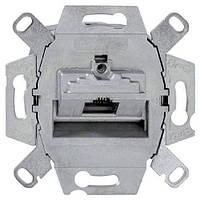 Механизм компьютерной розетки RJ45 cat.6a Merten MTN4530-0000