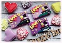"Мыло ""Love is"", фото 1"