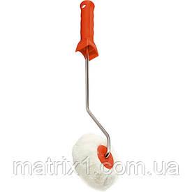 Валик угловой с ручкой, ворс 12 мм// MTX