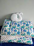 Пошив детских одеял с плюшем