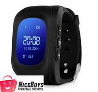 Детские Умные GPS Часы Smart Baby Watch Q50 black