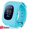 Детские Умные GPS Часы Smart Baby Watch Q50 blue