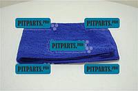 Салфетка автомобильная (Микрофибра) синяя
