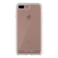 Противоударный чехол Tech21 Evo Check Clear/White для iPhone 7 Plus/8 Plus