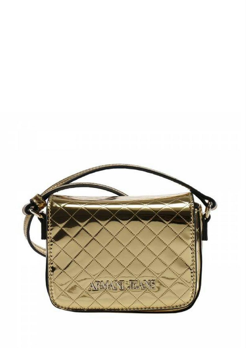 b1acc8b66494 Женская сумка Armani Jeans 18922219_gold, цена 2 466 грн., купить ...