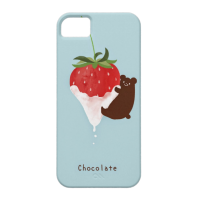 Чехол BartCase Chocolate для iPhone 5/5S/SE