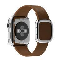 Ремешок Apple 38mm Brown Modern Buckle (MJ562) Large для Apple Watch Series 1/2/3/3
