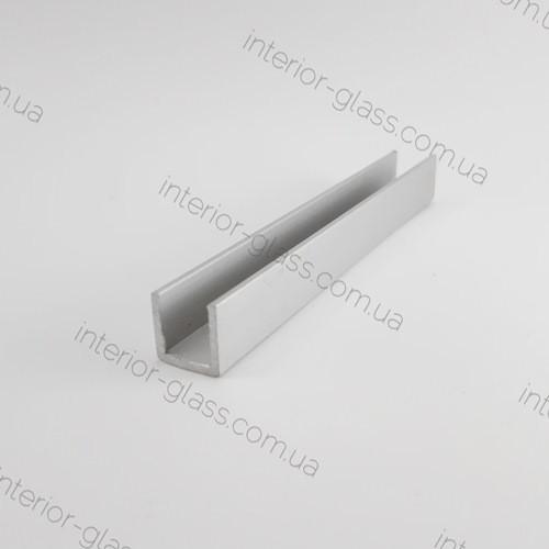 Алюминиевый швеллер (профиль) 12*12*1,5 мм ST-501AL