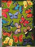 Ковер Fantasy с высоким ворсом,бабочки 2.00х3.00 м., фото 1