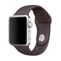 Ремешок Apple 38mm Cocoa Sport Band (MNJ12) S/M&M/L для Apple Watch Series 1/2/3