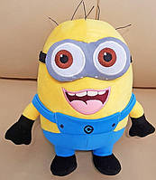 Мягкая плюшевая игрушка Миньон из Гадкий Я 3, миньон 25 см