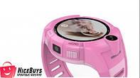 Детские GPS часы Smart Baby Watch Q360 pink