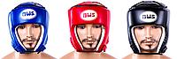 Шлем боксерский закрытый BWS