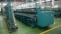 Запуск новой линии по производству сетных пластин 93,5текс*2 и 29текс*6.