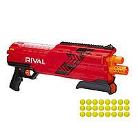 Бластер Nerf Нерф Райвал Атлас XVI-1200 красный B3857/B3856 (Nerf Rival Atlas XVI-1200 Blaster red)