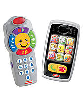 Набор Fisher-Price Laugh & Learn Remote and Smilin Smartphone