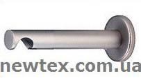 Кронштейн цилиндр длинный одинарный 16 мм