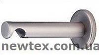 Кронштейн цилиндр короткий одинарный 16 мм