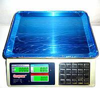 Ваги торгові Domotec CK 982S 50 kg (металеві кнопки)