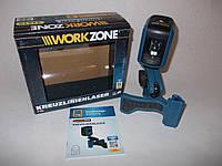 Лазерный уровень, нивелир WorkZone KLL - 10
