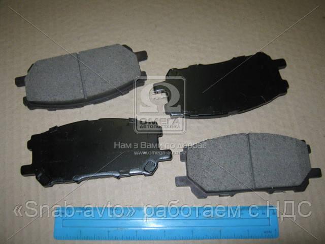 Колодка тормозная LEXUS RX 400, 450 06- передн. (производство SANGSIN) (арт. SP1456), ADHZX