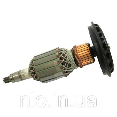Якорь отбойного молотка Bosch GSH 10 C ( 210х55 7-з /прямо)
