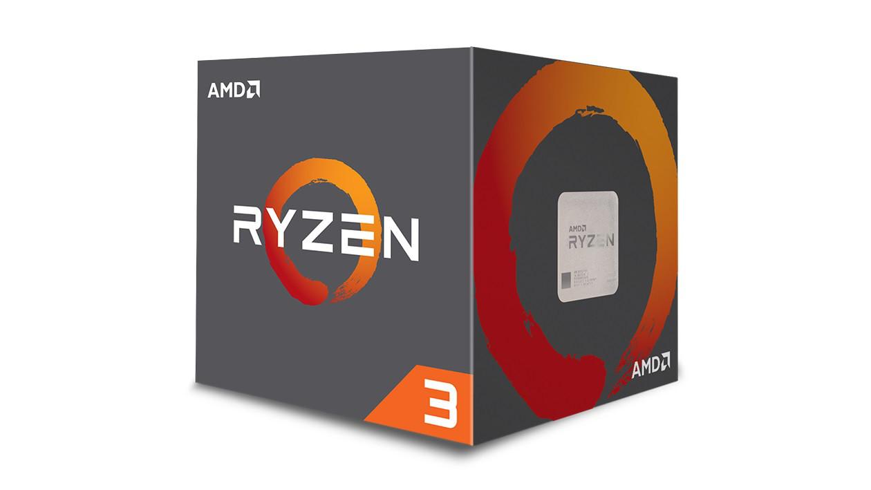"Процессор AMD Ryzen 3 1300X 3.5GHz/8MB (YD130XBBAEBOX) sAM4 BOX ""Over-Stock"""