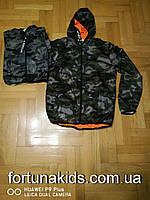 Куртки для мальчиков  F&D 4-12 лет