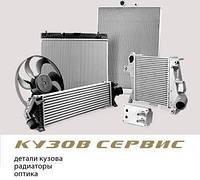 Радиаторы и вентиляторы на VW Polo с 2002 г.в.