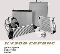 Радиаторы и вентиляторы на VW Polo с 1975 г.в.