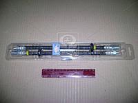 Шланг тормозной ВАЗ 2108 передний комплект 2 шт. (производство ДААЗ) (арт. 21080-350600600), AAHZX