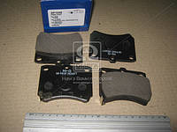 Колодка тормозная MAZDA 121 1.1, 1.3 87-90 передн. (производство SANGSIN) (арт. SP1049), ABHZX