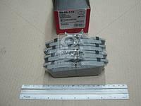 Колодка тормозная NISSAN ALMERA (производство ASHIKA) (арт. 50-01-179), ACHZX