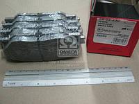 Колодка тормозная TOYOTA RAV 4 (производство ASHIKA), ACHZX