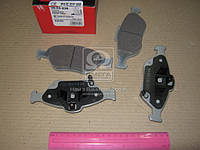 Колодка тормозная дисковый тормоз (производство ASHIKA) (арт. 50-02-238), ADHZX