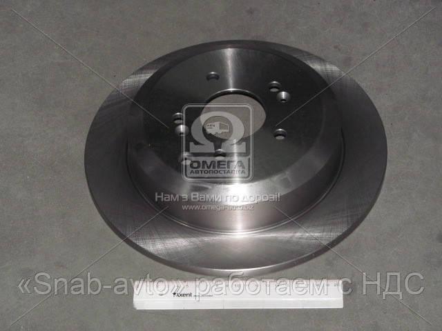 Диск тормозной VERACRUZ/IX55 (производство VALEO PHC) (арт. R1064), AEHZX