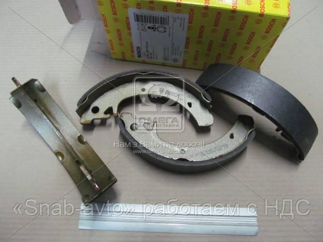 Тормозные колодки барабан. (производство Bosch) (арт. 0 986 487 813), ACHZX