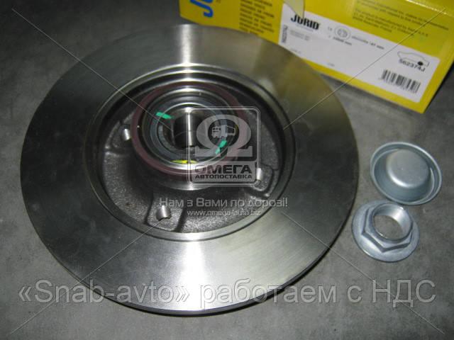 Тормозной диск (производство Jurid) (арт. 562374J), AGHZX