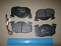 Колодка тормозная PEUGEOT 405 передн. (производство REMSA) (арт. 0192.12), ACHZX
