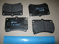 Колодка тормозная MAZDA 323 C IV (BG), 323 C V (BA), 323 F IV (BG) передн. (производство REMSA) (арт. 0212.12), ACHZX