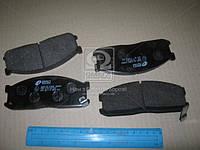 Колодка тормозная KIA BESTA 02.1996-,MAZDA E 2000,2200 01.1984- передн. (производство REMSA) (арт. 0244.02), ACHZX