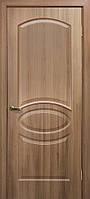 Двери ламинированные пленкой ПВХ  Лика ПГ дуб золотой