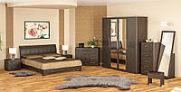 Спальня Токио-1 (Мебель-Сервис) , фото 1