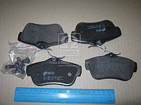 Колодка тормозная CITROEN JUMPY 1.6 2.0 07-, FIAT SCUDO,PEUGEOT EXPERT задн. (производство REMSA) (арт. 1299.00), ADHZX