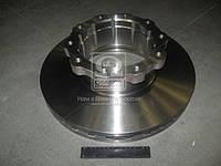 Диск тормозной Mercedes-Benz (MB) (RIDER) (арт. RD 99.12.139), AGHZX