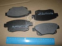 Колодка тормозная FORD Transit задн. (производство Intelli) (арт. D212E), ACHZX