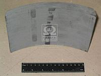 Накладка тормоз ЗИЛ 130 задний (Производство Трибо) 130-3502105-21