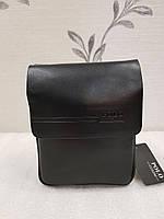 Мужская сумка-планшет через плечо polo 98337-1