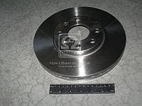 Диск тормозной OPEL ASTRA B передн. вент. (производство ABS) (арт. 16952), ADHZX