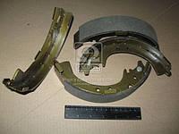 Колодка тормозная барабанная TOYOTA CAMRY задн. (производство ABS) (арт. 8866), ADHZX
